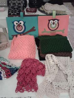 Potpori hand-made clutch and woolen tops ın various colours and style