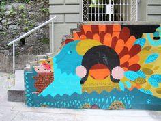 Localilo in Rio de Janeiro: Graffiti