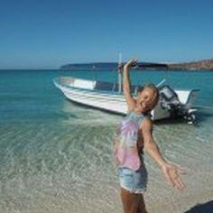 La paz, uiskentelua ja leikkiä merileijonien kanssa