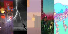 IGDA-Montreal's DemoNight 2015:   5 Games That Impressed Us
