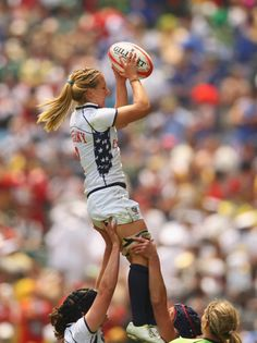 girls can too! -  For the best rugby gear check out http://alwaysrugby.com