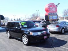 This 2009 Ford Flex SE is listed on Carsforsale.com for $8,695 in Milwaukee, WI. This vehicle includes Abs - 4-Wheel, Airbag Deactivation - Occupant Sensing Passenger, Anti-Theft System - Alarm, Assist Handle - Rear, Auxiliary Audio Input - Jack, Axle Ratio - 3.16, Battery Saver, Cargo Area Light, Center Console - Front Console With Armrest And Storage, Child Safety Door Locks, Child Seat Anchors - Latch System, Cupholders - 10, Dash Trim - Metallic, Dimming Rearview Mirror - Auto, Door…