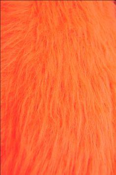 Long hair fake fur.