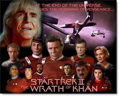 Revenge is a dish best served cold....best Star Trek movie before 2009!
