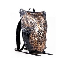 Cool! Original Unique Owl-shaped Cool Man's Travel 3D Backpack  just $59.99 from ByGoods.com! I can't wait to get it!