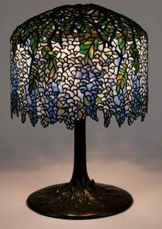 lamparas tiffany