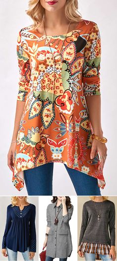 cute tops for fall