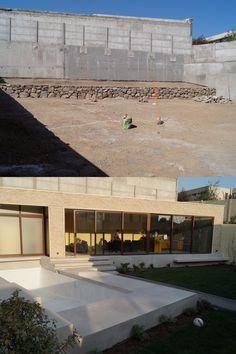 #piscinas #pool #piscinascondiseño #construcciondepiscinas #puscinasmediterraneas #piscina #piscinaschile Chile, Garage Doors, Sidewalk, Outdoor Decor, Home Decor, Swimming Pool Construction, Decks, Chili Powder, Chilis