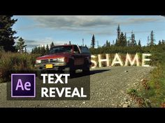 (28) Swipe-to-Reveal Text Effect in After Effects (Animated Mask Reveal) - YouTube