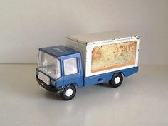 Poland, Retro, Toys, Car, Automobile, Toy, Rustic, Vehicles, Games