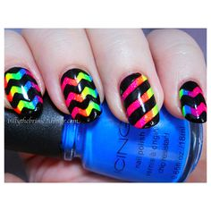 ombre-nail-art-3.jpg (576×440) found on Polyvore