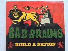 Build a Nation by Bad Brains DC Hardcore Punk