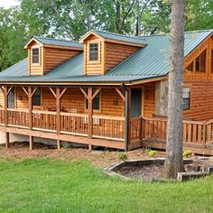 Proper Log Home Staining Techniques by the Weatherall Company