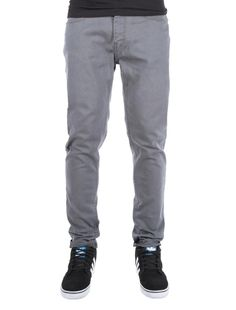 ID44 Tapered Pant L32 [grey enz.D] *** IRIEDAILY SPRING SUMMER COLLECTION 2016 – MY CITY MY RULES – OUT NOW: https://www.iriedaily.de/blog/iriedaily-spring-summer-collection-2016-my-city-my-rules-out-now/