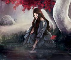 Lyanna Stark by *nekoeevee on deviantART