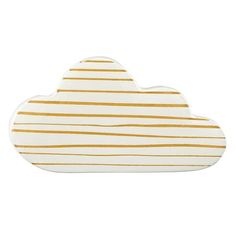 Weather Pattern Wall Hook (Cloud)  | The Land of Nod