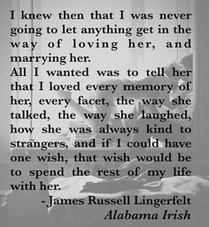 Alabama Irish - James Russell Lingerfelt - www.jamesrussell.org