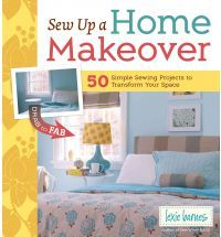 Would like this book too--I have her SEW WHAT Bags and have found it VERY helpful!