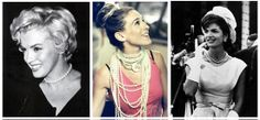Pearls have been rocked by style icons across the decades, from Jackie O to SJP