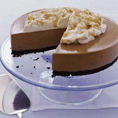 Chocolate Dessert Recipes - Caramel Macchiato Cheesecake at WomansDay.com - Woman's Day