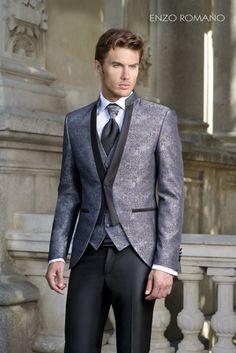 ¿Estás buscando el traje de novio perfecto? Descubre todos nuestro modelos en http://www.enzoromano.com/