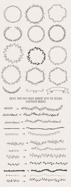 The Handsketched Designers Kit