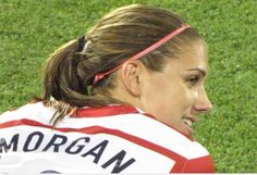 Alex Morgan | USWNT |