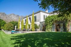 Sandstone A Rare Find In The Heart Of In Cape Winelands, South Africa For Sale (11461022) Best Location, Maine House, Luxurious Bedrooms, In The Heart, South Africa, Pond, Swimming Pools, Cape, Real Estate