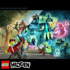 ArtStation - LEGO: Hidden Side Concept Art, Emma Goetz Lego Halloween, Ar Game, Lego Sets, Concept Art, Artwork, Painting, Conceptual Art, Lego Games, Work Of Art