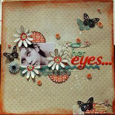 Her eyes by Maísa*Mendonça, via Flickr