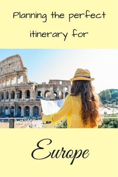 When you are planning a trip to Europe, where to start is often the hardest part. There's so much to see and do, that knowing how to plan a trip to Europe can appear a bit daunting. But planning a trip to Europe step by step is easy…….