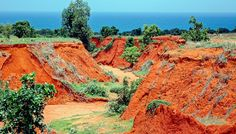 Red Canyon in Mui Ne Phan Thiet Vietnam Mui Ne, Phan, Southeast Asia, Adventure Travel, Monument Valley, Traveling By Yourself, Vietnam, Journey, Awesome