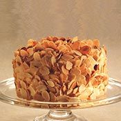 Rich Almond Cake, Recipe from Cooking.com