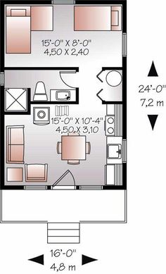 Very Tiny Houses Floor Plans | floor plans home plan 126 1021 floor plan first story