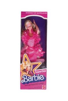 SuperStar Barbie® Doll #9720 1977 | The Barbie Collection