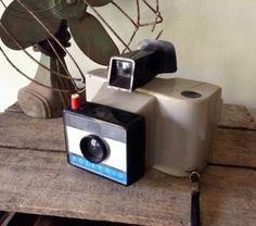 On SaleVintage Polaroid Swinger Sentinel Land by JunctionARow