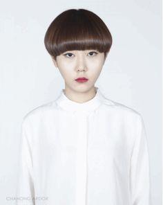 Orbit cut #short #hair #beauty #cut #chahongardor
