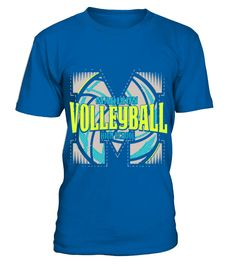 Madison Volleyball High School M TShirt