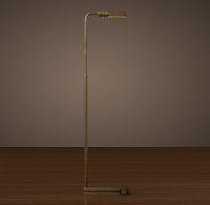 2. 1960S Liseuse Task Floor Lamp, $409 - $629