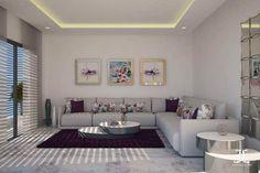 Salon moderne – salon moderne design – salon – INSIDESIGN BY JABEL