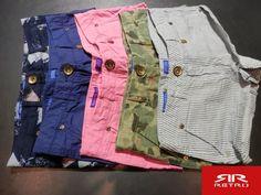 Dámské šortky Retro Jeans