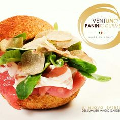 #Summer2015 our new event ...we will describe our 21 regions with #21panini #gourmet
