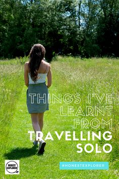 Travelling solo as a woman is so empowering. Here are all the things I've larnt of my years of solo female travel. Ways To Travel, Travel Tips, Explore Travel, Group Travel, Travel Themes, Travel Aesthetic, Travel Alone, Safety Tips, Amazing Destinations