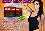 O Fort Max Diet é um dos novos suplementos para perda de peso no mercado.