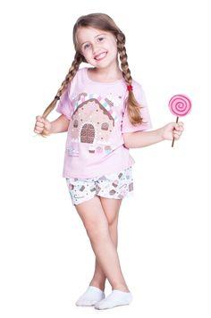 Pijama Infantil (Cara de Criança)