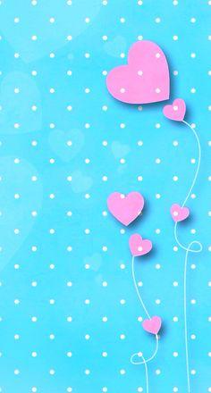 New Wallpaper Iphone Love Heart Pink Ideas Wallpaper Iphone Liebe, Pink Wallpaper Iphone, Heart Wallpaper, Pink Iphone, Trendy Wallpaper, Love Wallpaper, Cellphone Wallpaper, Cute Wallpapers, Wallpaper Backgrounds