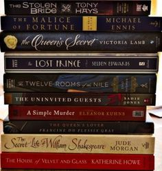 List of historical fiction books by historical novel society