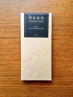 Bean 60% has a dry, crumbly texture and is dominated by vanilla with distant hints of fruit. Why use a criollo bean for this?