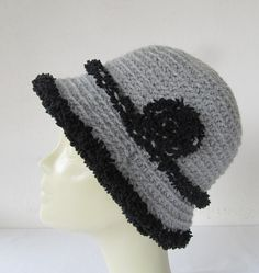 Wear more than one hat by Yifat on Etsy