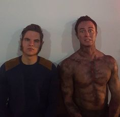 Dylan Sprayberry & Ryan Kelley